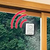 41vKNdKZR9L. SL160  Top 10 Security Sensors for April 6th 2012   Featuring : #5: GE 56789 SmartHome Wireless Window Alarm