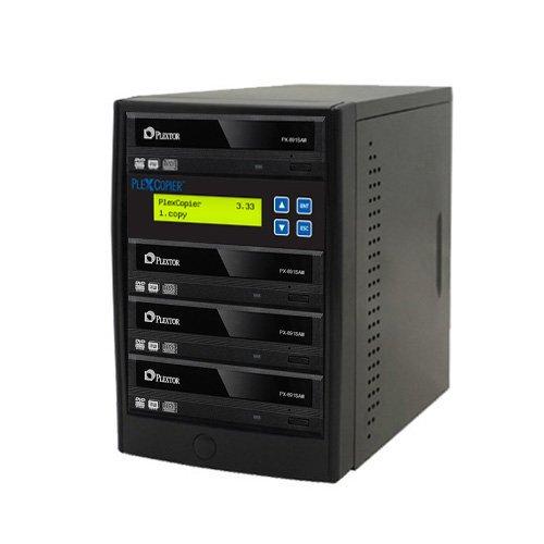 PlexCopier 24X SATA 1 to 11 CD DVD duplicator Plextor Burner Writer Copier Tower