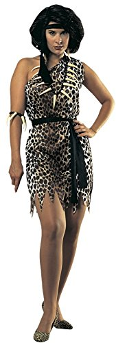 Rubie's Costume Women's Cavewoman Adult Fuller Cut Value Costume