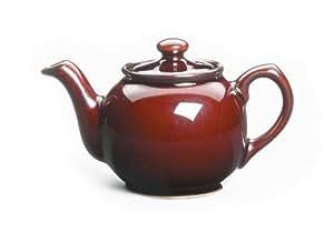 Peter Sadler Brown 55 Ounce Tea Pot