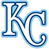 "Kansas City Royals MLB car bumper sticker decal (5"" x 5"")"