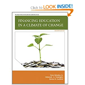 Download book Financing Education in a Climate of Change (11th Edition)