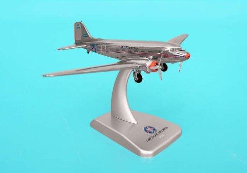 hogan-wings-1-200-commercial-models-hg9659-98-american-airlines-dc-3-die-cast-metal-reg-nc21798-by-h
