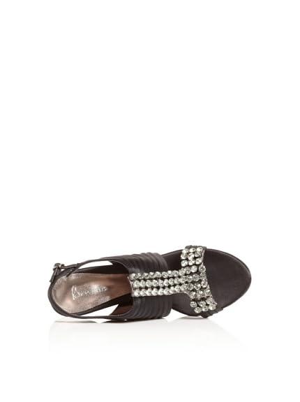 Bourne Women's Adriana T-Strap Sandal