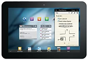 Samsung Galaxy Tab P7300 8.9 Tablet 16GB (22,6 cm (8,9 Zoll) Display, Touchscreen, 3 Megapixel Kamera, Android 3.1) weiß