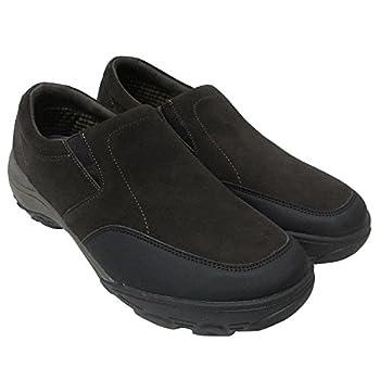 Weatherproof Vintage Men's Casual Slip On Shoe, Brown, Size 10