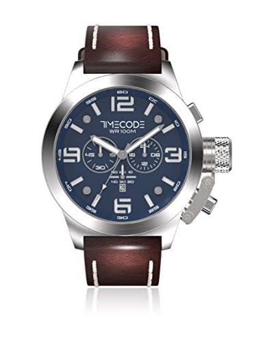 Timecode Orologio al Quarzo Nations 1945 Marrone 50 mm
