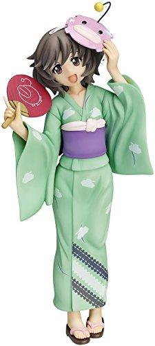ガールズ&パンツァー 秋山優花里 浴衣Ver. 1/8スケール PVC製 塗装済み完成品フィギュア