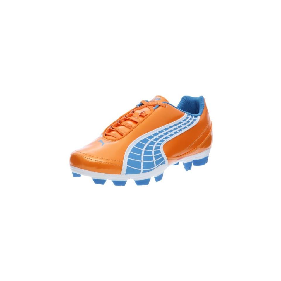 35950138fb772 Puma V5.10 II i FG Mens soccer Boots Orange on PopScreen