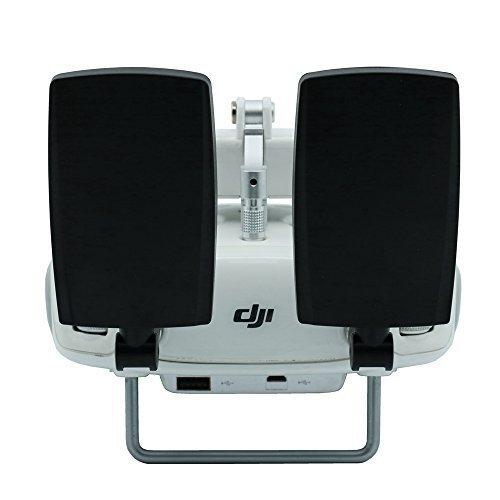 Hobby-Fun Ultra Long Range Extended Signal Antenna Amplifier Booster kit de montage pour DJI Inspire 1 Emetteur / Phantom 3