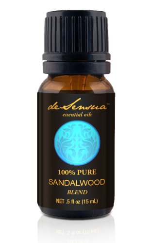 Premium Sandalwood Oil, 15 Ml-100% Pure Essential Sandalwood Oils From India, Australia, Africa. So Beautiful And Intoxicating. No Carrier Oils Added.