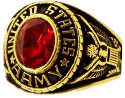 Ladies US Army Ring (6)