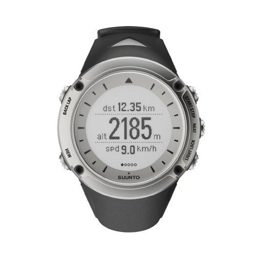 Suunto Ambit GPS Watch – Silver SS018372000