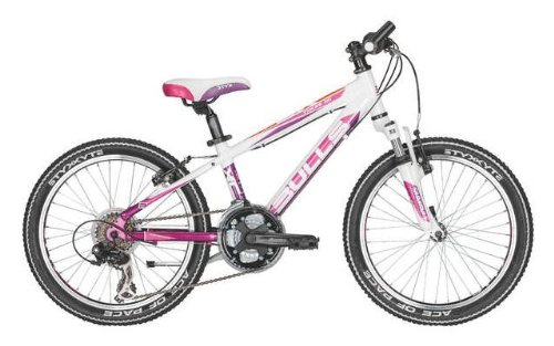 BULLS Tokee 20&quot; 2013 wei&#223; pink