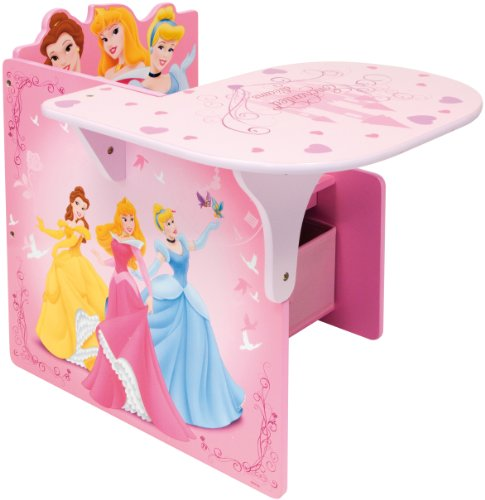 princess banc enfants bureau bois disney deskchair. Black Bedroom Furniture Sets. Home Design Ideas