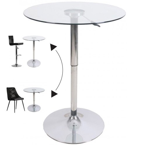 Table ronde 70 cm pas cher for Table en mosaique pas cher