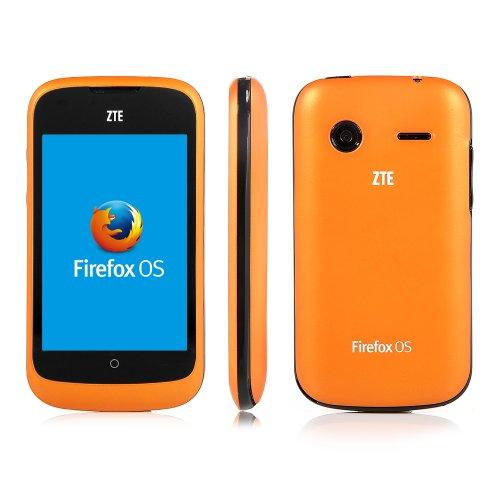 ZTE Open Powered by Firefox OS-3G Unlocked smartphone
