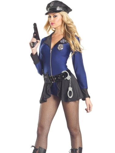 Costume Adventure Women's Police Officer Costume