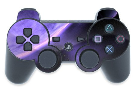 Mygift Immensity Design Ps3 Playstation 3 Controller Protector Skin Decal Sticker
