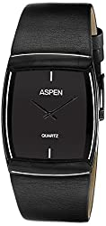 Aspen Analog Black Dial Mens Watch - AM0010