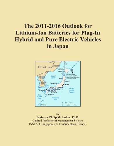 The 2011-2016 Outlook For Lithium-Ion Batteries For Plug-In Hybrid And Pure Electric Vehicles In Japan