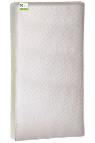 Sealy Cool Beginnings 2-Stage Foam and Gel Crib Mattress - 1