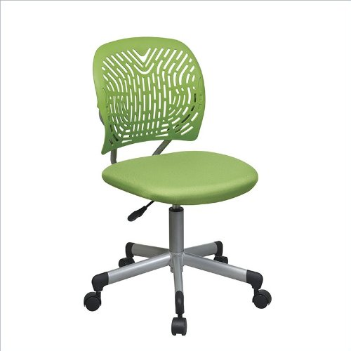 Office Star Products SpaceFlex Green Task Chair