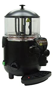 Adcraft HCD-10 Hot Chocolate Dispenser for Concession 10 Liter from Adcraft