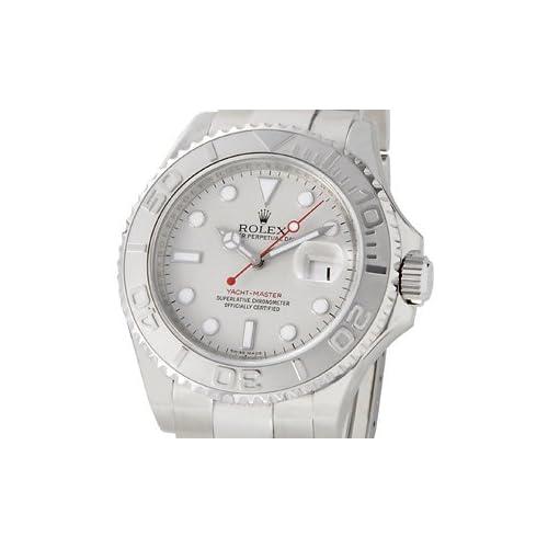 [ロレックス]Rolex ヨットマスター メンズ 16622 オイスターパペチュアル ロレジウム プラチナベゼル [並行輸入品]