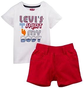 Levi's Ensemble - Conjunto para niño