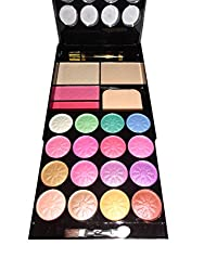 Kiss Beauty make-up kit 16 eyeshadow,2blusher,2compact and 1 mascara