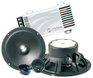 "Cs 265 Profi Plug - Rainbow Profi 6.5"" 2-Way Phase Plug Component System"
