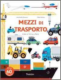 Mezzi di trasporto: 9788866640110: Amazon.com: Books