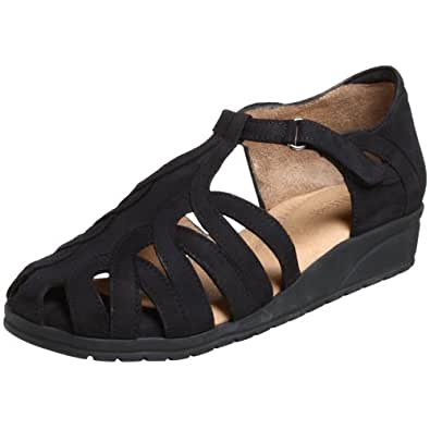 Amazon.com: BeautiFeel Women's Brazil Wedge Sandal: Shoes