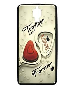 Techno Gadgets Back Cover for Xiaomi Mi 4