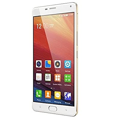 Gionee Marathon M5 Plus Smart Phone, Polar Gold