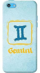 Kasemantra Trustworthy Gemini Case For Apple iPhone 5C
