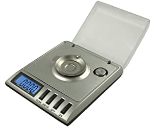Weigh Masters Precision+ ProDigital Portable Gem Scale 20g x 0.001g (Silver)