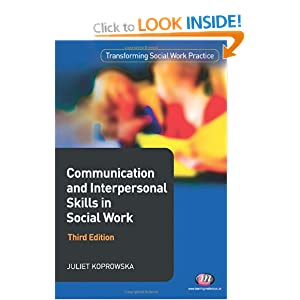 communication skills in social work practice pdf