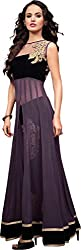 Bridal Collection Maisha Semi-stiched Dress Material