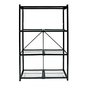 Amazon.com: Origami R5-01 General Purpose 4-Shelf Steel ...