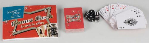 Poker Set: Learn to Play [With 5 Dice and 2 Decks of Playing Cards and Booklet]