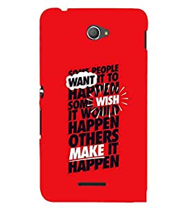 ifasho Designer Phone Back Case Cover Sony Xperia E4 :: Sony Xperia E4 Dual ( God Jesus Cross Latest Trend RIP )