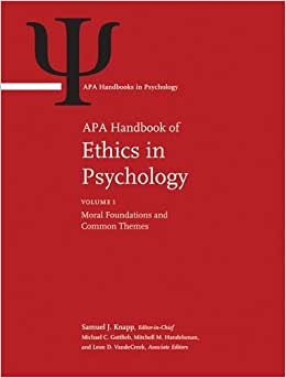 Comparing and Contrasting the APA and ACA Code of Ethics