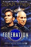 Federation (Star Trek) (0671894226) by Judith Reeves-Stevens