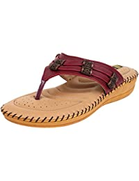 bcd85f700f0b3e Amazon.in  Red or Silver - Fashion Sandals   Women s Shoes  Shoes ...
