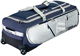 Wilson WTA970200 Pudge Wheeled Equipment Bag