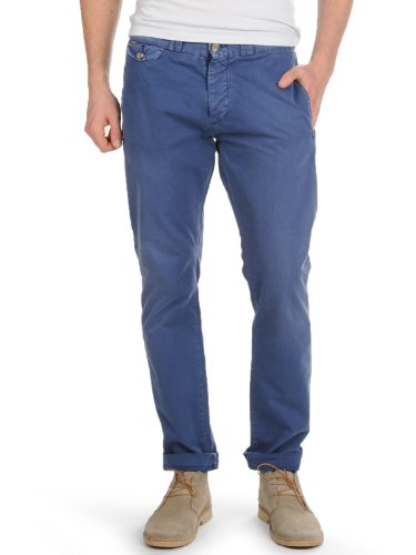 Pepe Jeans Chino Trousers (32-32, blue)