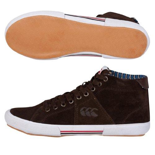 Canterbury Rotorua Mid Shoes Java Brown