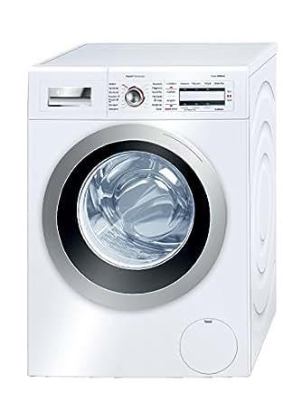 Bosch WAY2854D Waschmaschine Frontlader / A+++ / 1400 UpM / 8 kg / Weiß / AquaStop / Eco Silence Drive